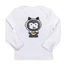 Wolf n sheep clothing Long Sleeve Infant T-Shirt