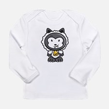 Wolf n sheep clothing Long Sleeve Infant T-Shirt