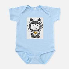 Wolf n sheep clothing Infant Bodysuit