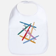 Colorful Bassoons Bib