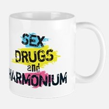 Sex Drugs And Harmonium Mug