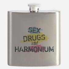 Sex Drugs And Harmonium Flask