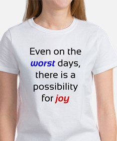 Possibility For Joy Women's T-Shirt