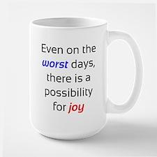 Possibility For Joy Large Mug