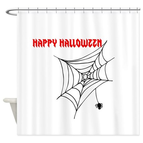 Halloween Shower Curtain By Stuffingeneral