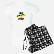 Sex Drugs And Jesus Pajamas