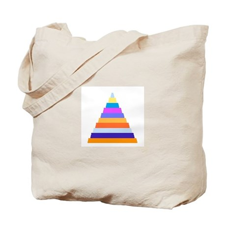 fud pyrmd Tote Bag