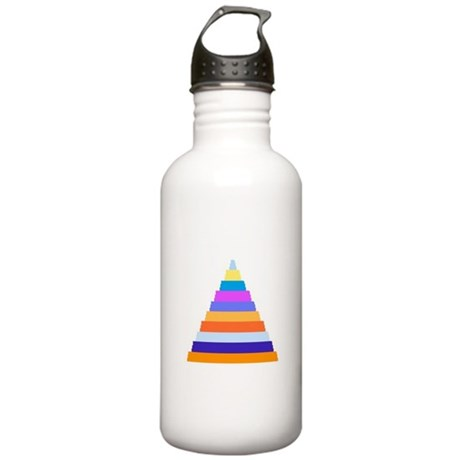 fud pyrmd Stainless Water Bottle 1.0L