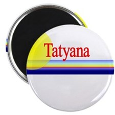 "Tatyana 2.25"" Magnet (100 pack)"