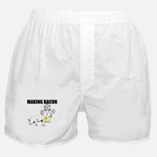 Making bacon Boxer Shorts