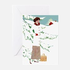 Coles Phillips - New Eng Greeting Cards (Pk of 20)