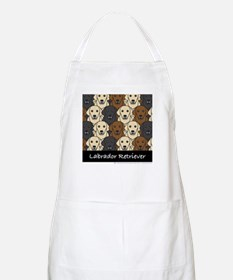 Lots of Labs BBQ Apron