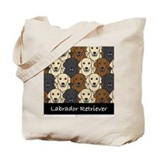 Lots of Labs Tote Bag
