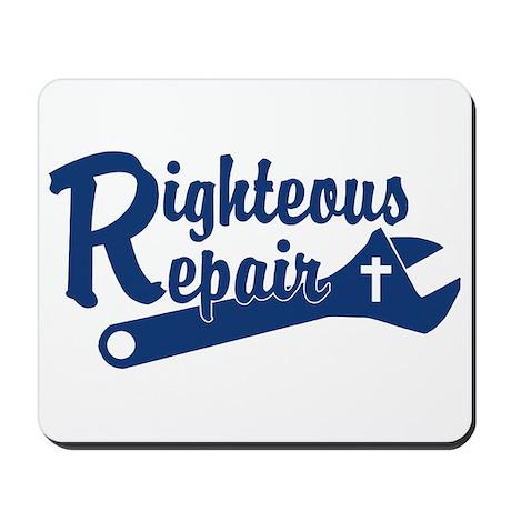 Righteous Repair Mousepad
