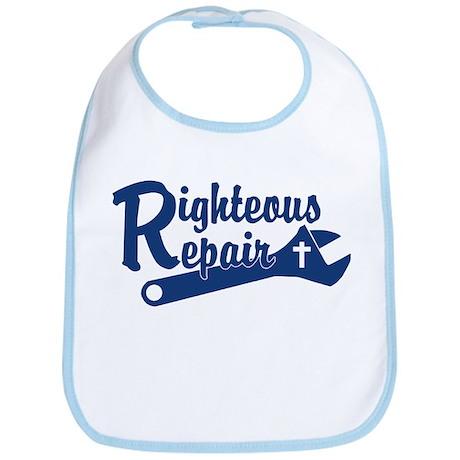 Righteous Repair Bib