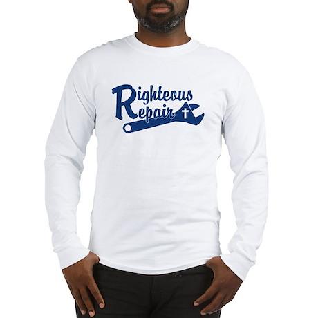 Righteous Repair Long Sleeve T-Shirt