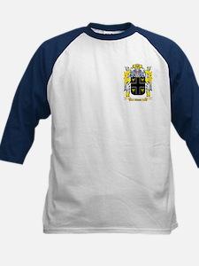 Abbot (English) Kids Baseball Jersey
