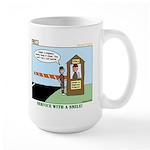 Service Large Mug