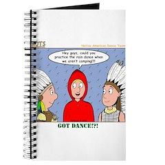 Rain Dance Journal
