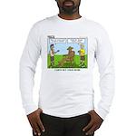 Wood Carving Long Sleeve T-Shirt