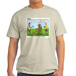 Wood Carving Light T-Shirt