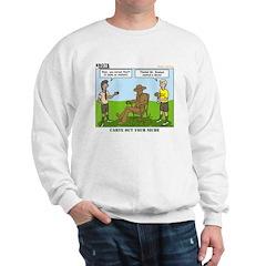Wood Carving Sweatshirt