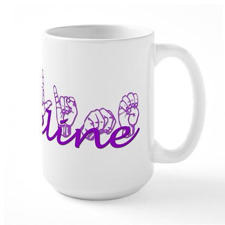 Madeline Large Mug