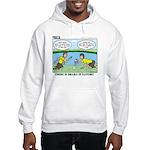 Reptile Study Hooded Sweatshirt