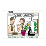 Plant Study Postcards (Package of 8)
