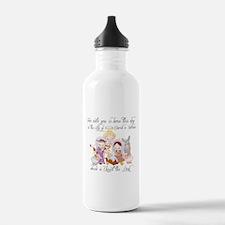 Baby Jesus Water Bottle