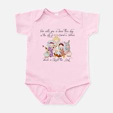 Baby Jesus Infant Bodysuit