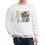 Pioneering in Space Sweatshirt