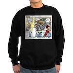 Pioneering in Space Sweatshirt (dark)