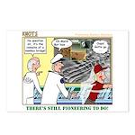 Pioneering in Space Postcards (Package of 8)