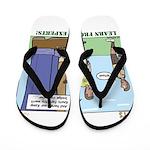 Forestry Flip Flops