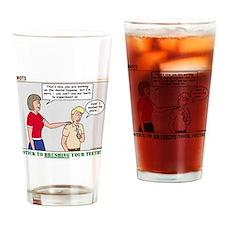 Dentistry Drinking Glass