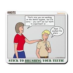 Dentistry Mousepad