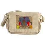 Camp Totems Messenger Bag
