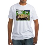 Camp Sick Fitted T-Shirt