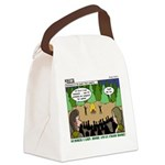 Camp Sick Canvas Lunch Bag