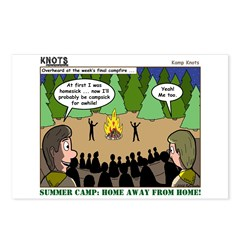 Camp Sick Postcards (Package of 8)