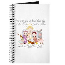 Baby Jesus Journal