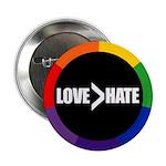 LOVE > HATE Button