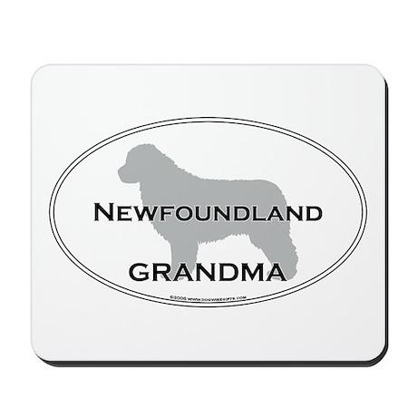 Newfoundland GRANDMA Mousepad