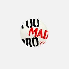 You mad bro Mini Button (10 pack)
