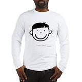 Monkey art Long Sleeve T-shirts