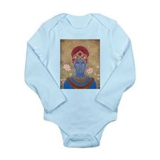 Vishnu Long Sleeve Infant Bodysuit