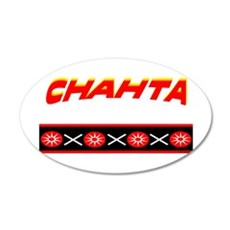CHAHTA Wall Decal