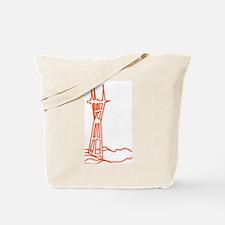 sutro tower Tote Bag