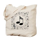 Music Totes & Shopping Bags